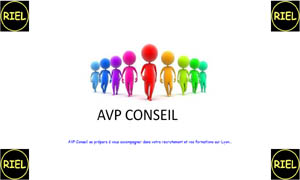 AVP Conseil – Recrutement et Formations sur Lyon - RIEL