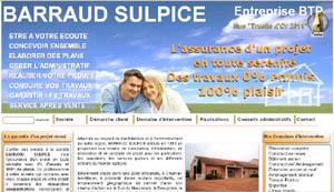 BARRAUD-SULPICE, BTP à Charnay-lès-Mâcon - RIEL