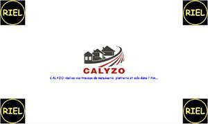 CALYZO – Travaux de menuiserie, platrerie et sols dans l'Ain - RIEL