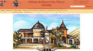 Château de Blaceret Roy