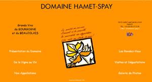 La Cave Hamet-Spay à Saint-Amour-Bellevue par Poterie de Saint Amour Bellevue