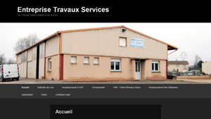 ETS-VIRE – Entreprise Travaux Services – Travaux Publiques à Viré/Fleurville - RIEL
