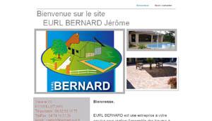EURL BERNARD Jérôme – Création Paysagère et Extérieurs à Illiat - RIEL