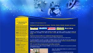 HPS – Haute Pression Service – Nettoyeur Professionel - RIEL