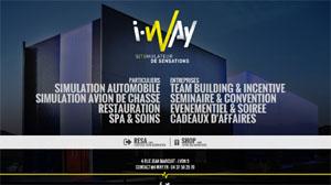 IWay – Simulateur de Formule1, d'Endurance et de Rallye à Lyon-Vaise - RIEL