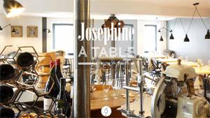 Joséphine à Table – Restaurant – Bar à Vin – Saint Amour Bellevue - RIEL