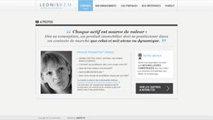 LeonisRem, Immobilier commercial et professionnel à Lyon-Caluire - RIEL
