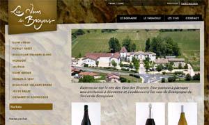 Les Vins du Château des Broyers à La Chapelle de Guinchay - RIEL