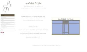 Ma Table En Ville, le Nouveau Restaurant de Gilles BERARD à Mâcon - RIEL