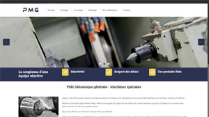 PMG MASSIEUX – Petite Mécanique Générale - RIEL