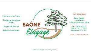 Saône Élagage – Rudy FERMOSELLE - RIEL